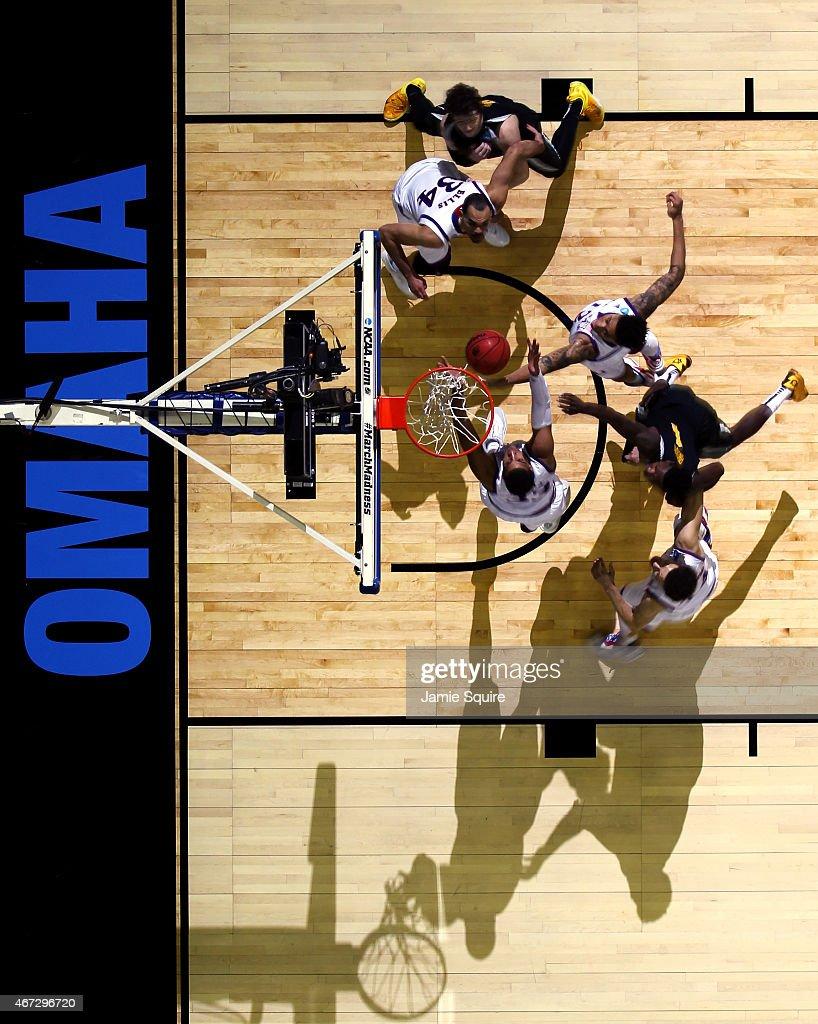 NCAA Basketball Tournament - Third Round - Omaha
