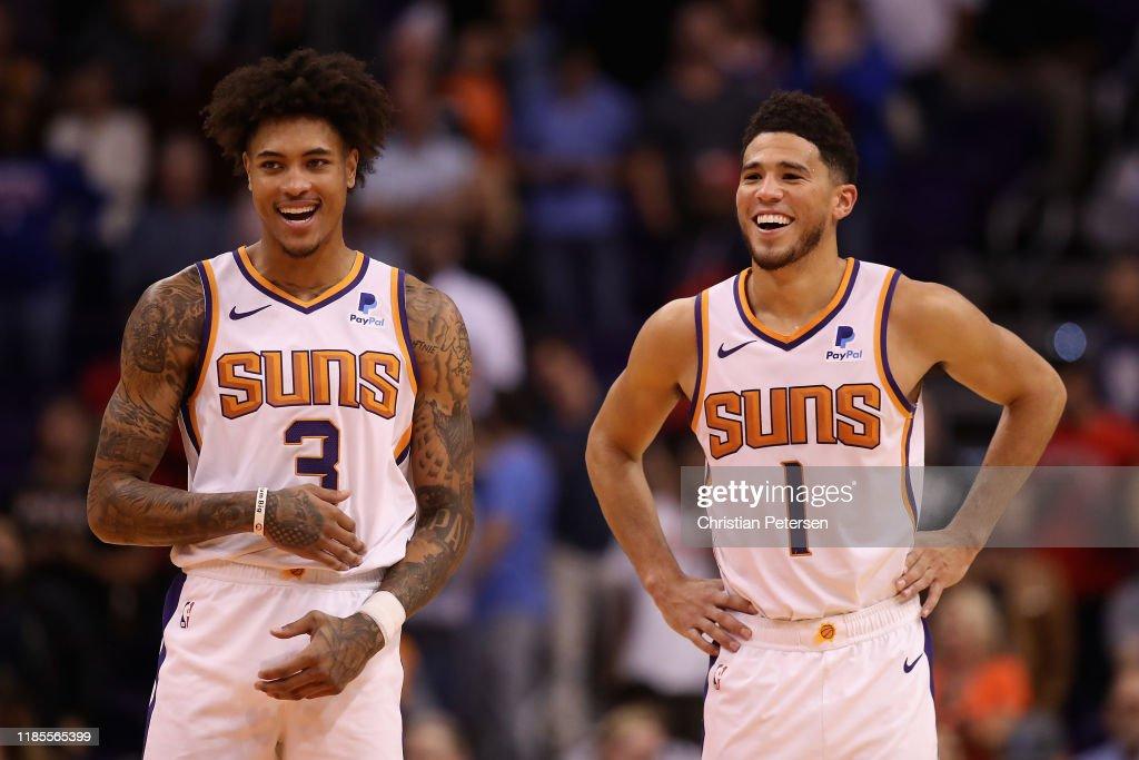 Philadelphia 76ers v Phoenix Suns : News Photo