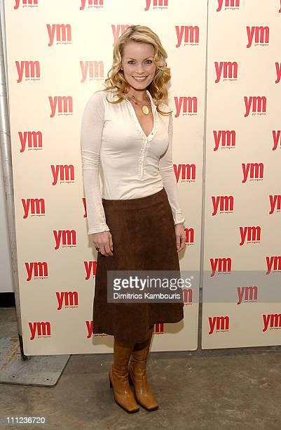 Kelly Packard during YM Celebrates the April MTV Issue at Splashlight Studios in New York City New York United States