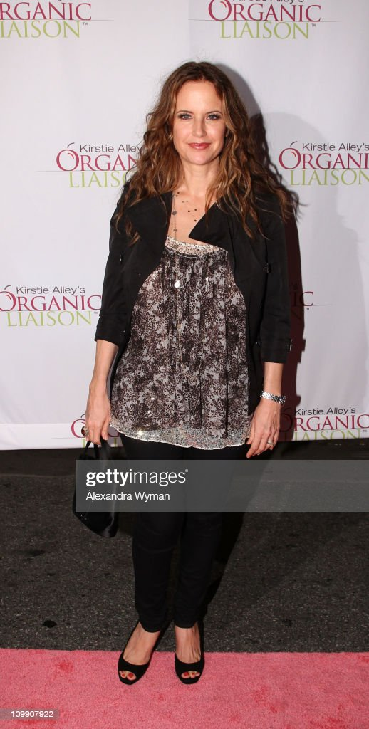 Kirstie Alley's Organic Liaison Store Grand Opening Opening