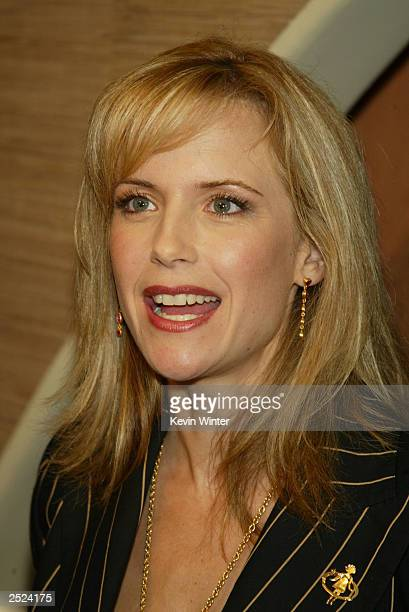 Kelly Preston at One World One Child Benefit Concert for the Children's Health Environmental Coalition honoring Meryl Streep Nell Newman and Dr...