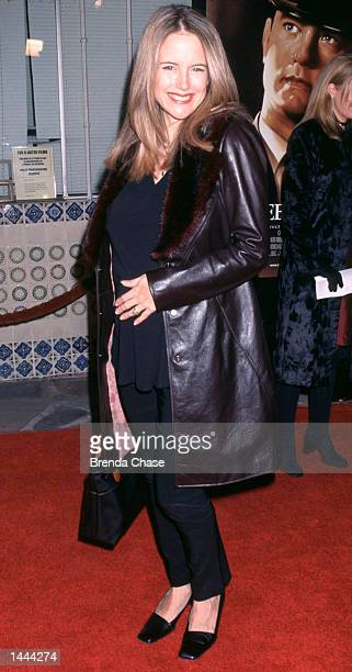 Kelly Preston attending the LA premiere of the new movie 'The Green Mile' Westwood California December 6 1999
