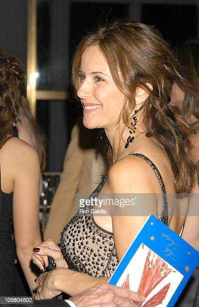 Kelly Preston during 2003 Stella Adler School of Acting Awards at Thr Rainbow Room in New York City New York United States