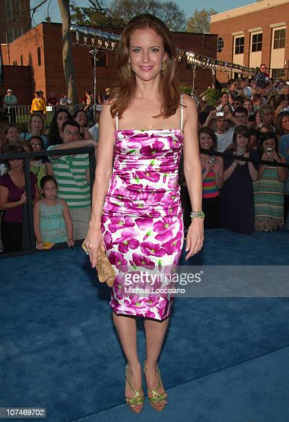 Kelly Preston during 2006 CMT Music Awards Red Carpet at Curb Events Center at Belmont University in Nashville Tennessee United States