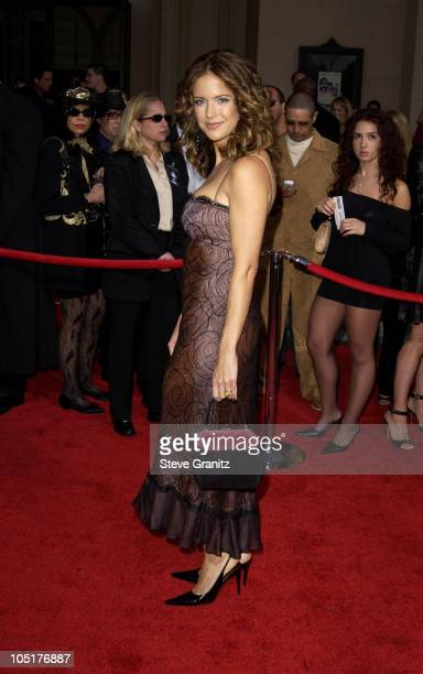 Kelly Preston during 31st Annual American Music Awards Arrivals at Shrine Auditorium in Los Angeles California United States