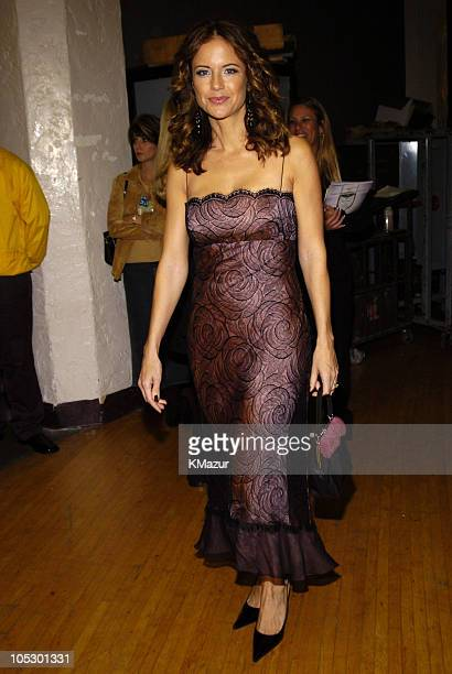 Kelly Preston during 31st Annual American Music Awards Audience and Backstage at The Shrine Theater in Los Angeles California United States