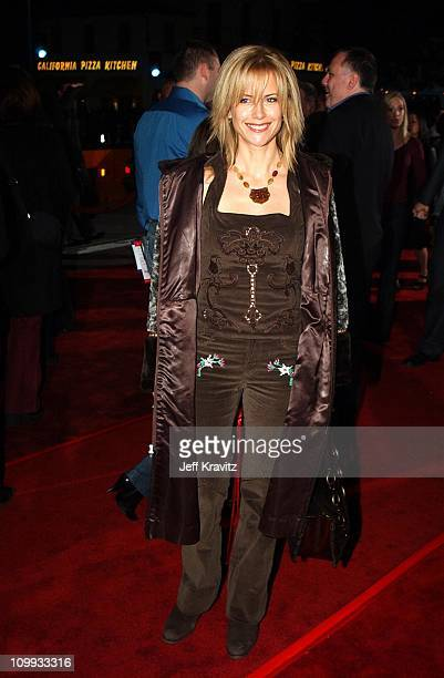 Kelly Preston during 8 Mile Premiere at Mann Village Westwood in Westwood CA