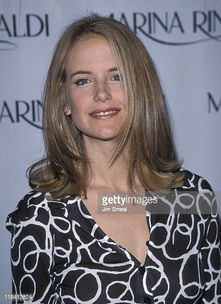 Kelly Preston during 'Besieged' Los Angeles Premiere at The Directors Guild of America Theatre in Los Angeles California United States