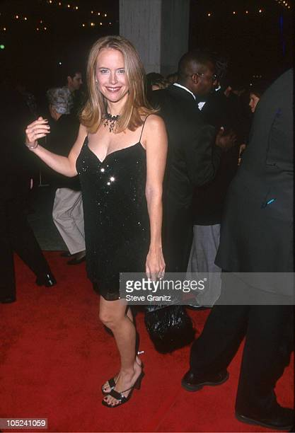 Kelly Preston during 'For Love of The Game' Los Angeled Premiere at Cineplex Odeon in Century City California United States