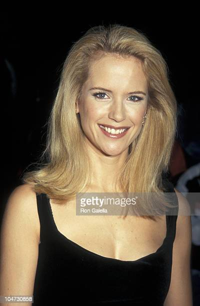 Kelly Preston during 'Jerry Maguire ' New York City Premiere at Pier 88 in New York City New York United States