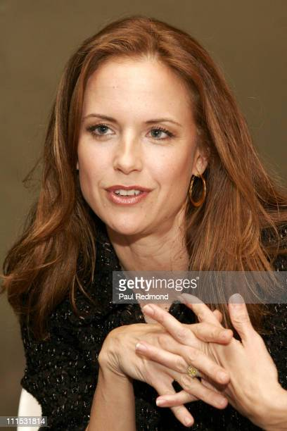 Kelly Preston during Kelly Preston Appearance with Dominique Paul at 'The Possibility of Fireflies' Book Signing at Book Soup in West Hollywood...