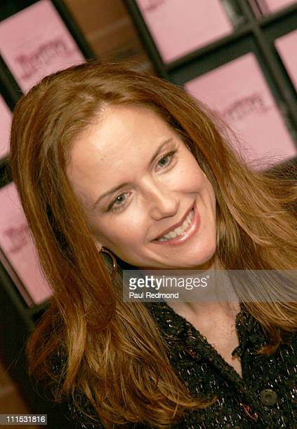 Kelly Preston during Kelly Preston Appearance with Dominique Paul at The Possibility of Fireflies Book Signing at Book Soup in West Hollywood...