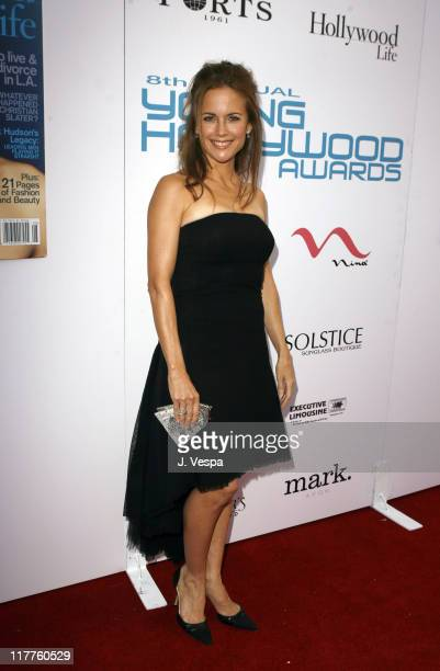 Kelly Preston during Movieline's Hollywood Life 8th Annual Young Hollywood Awards Red Carpet at Music Box at the Fonda in Hollywood California United...