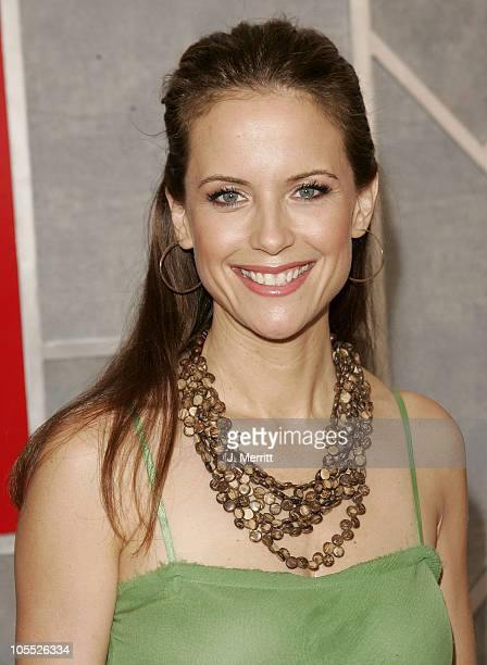 Kelly Preston during 'Sky High' Los Angeles Premiere Arrivals at El Capitan in Hollywood California United States