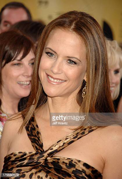 Kelly Preston during The 79th Annual Academy Awards Arrivals at Kodak Theatre in Hollywood California United States