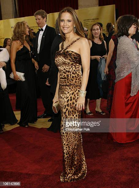 Kelly Preston during The 79th Annual Academy Awards Red Carpet at Kodak Theatre in Hollywood California United States