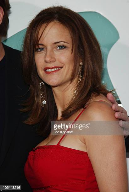 Kelly Preston during 'The Punisher' Los Angeles Premiere at The Arclight Cinemas in Hollywood California United States