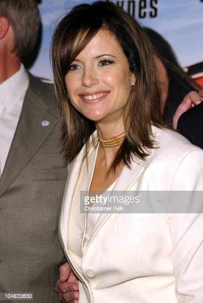 Kelly Preston during What A Girl Wants Premiere Arrivals at Cinerama Dome in Hollywood CA United States