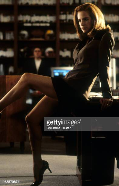 Kelly Preston in a scene from the film 'Jerry Maguire' 1996