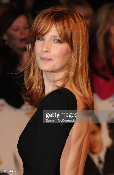 Kelly Reilly attends the UK Film Premiere of 'Me & Orson Welles' at Vue West End on November 18, 2009 in London, England.