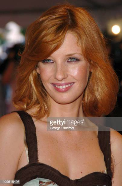 Kelly Reilly during 2005 Toronto Film Festival Mrs Henderson Presents Premiere at Roy Thompson Hall in Toronto Canada