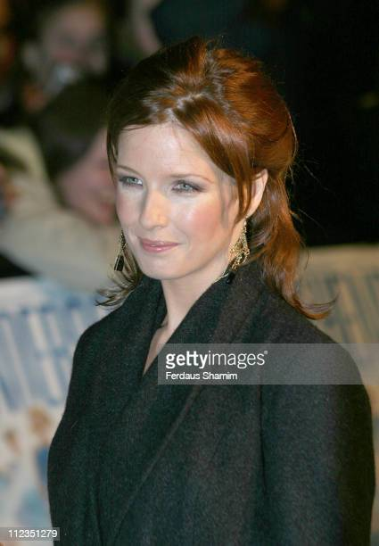 "Kelly Reilly during ""Mrs. Henderson Presents"" London Premiere at Vue West End in London, Great Britain."