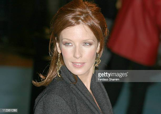 Kelly Reilly during Mrs Henderson Presents London Premiere at Vue West End in London Great Britain
