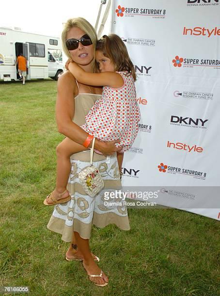 Kelly Ripa and Lola Grace Consuelos