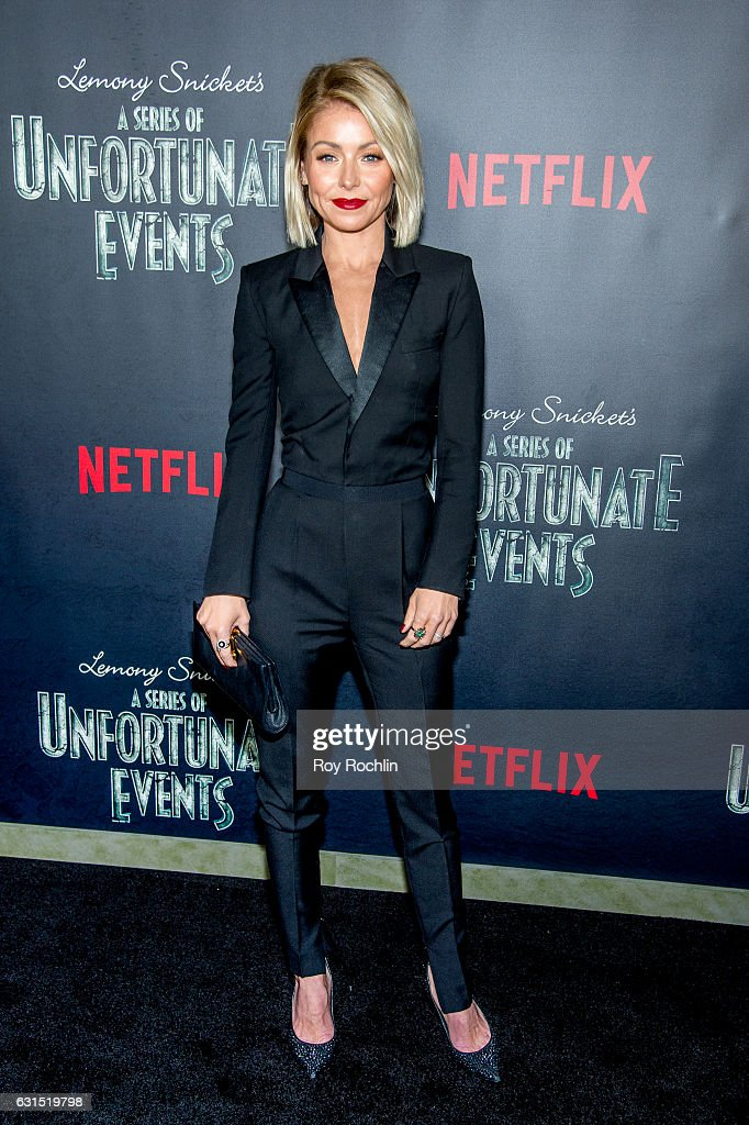 """""""Lemony Snicket's A Series Of Unfortunate Events"""" Screening"""