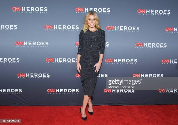 Kelly Ripa attends the 12th Annual CNN Heroes An AllStar Tribute at American Museum of Natural History on December 9 2018 in New York City