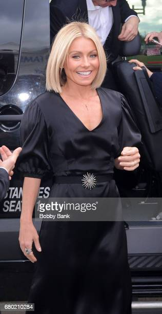 Kelly Ripa attends the 2017 New Jersey Hall Of Fame Induction Ceremony at Asbury Park Convention Center on May 7 2017 in Asbury Park New Jersey