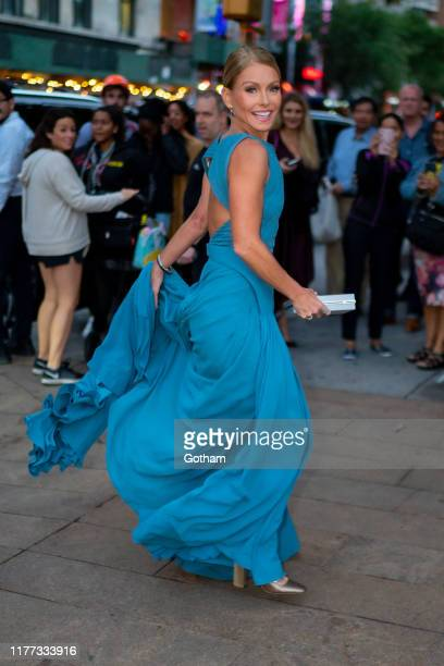 Kelly Ripa attends the 2019 New York City Ballet Fall Fashion Gala at Lincoln Center on September 26 2019 in New York City