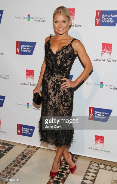 Kelly Ripa attends the 27th annual DreamBall at Cipriani 42nd Street on September 22, 2011 in New York City.