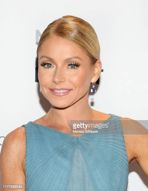 Kelly Ripa attends the 8th Annual New York City Ballet Fall Fashion Gala at David H Koch Theater Lincoln Center on September 26 2019 in New York City