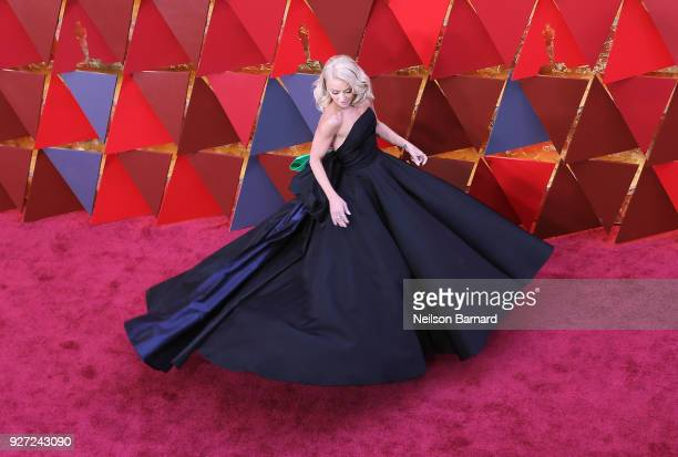 Kelly Ripa attends the 90th Annual Academy Awards at Hollywood Highland Center on March 4 2018 in Hollywood California