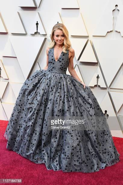 Kelly Ripa attends the 91st Annual Academy Awards at Hollywood and Highland on February 24 2019 in Hollywood California