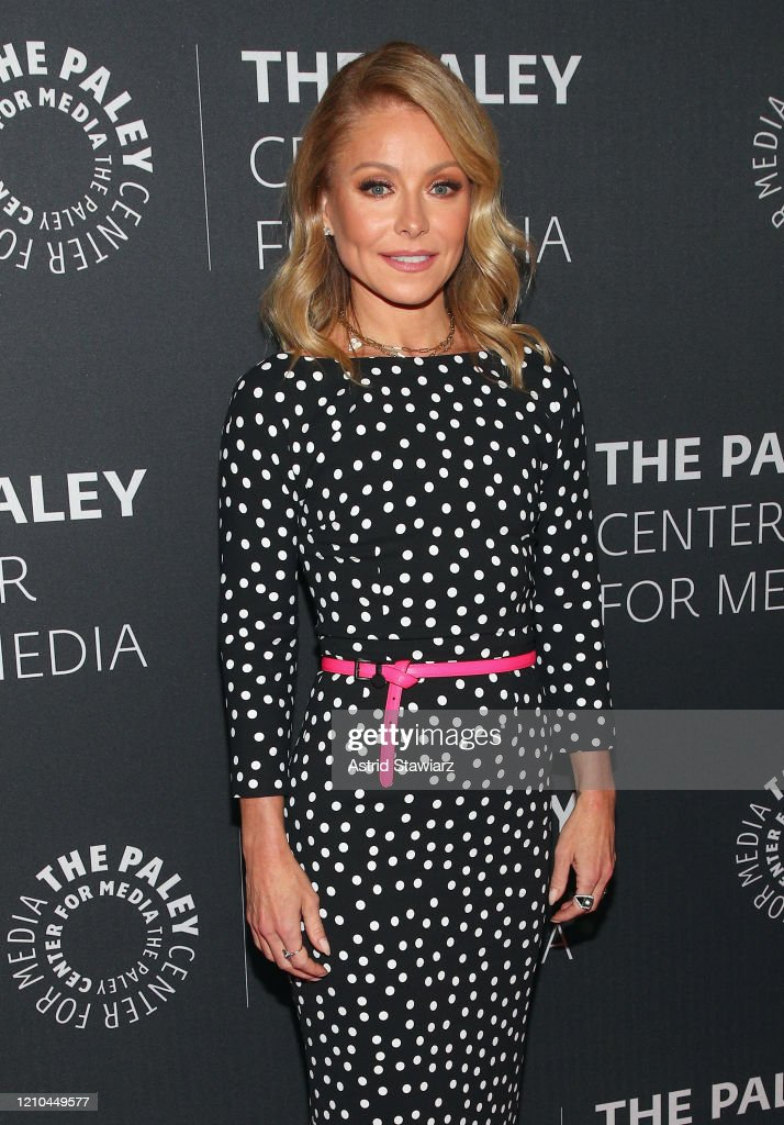The Paley Center For Media Presents: An Evening With Live With Kelly And Ryan : News Photo