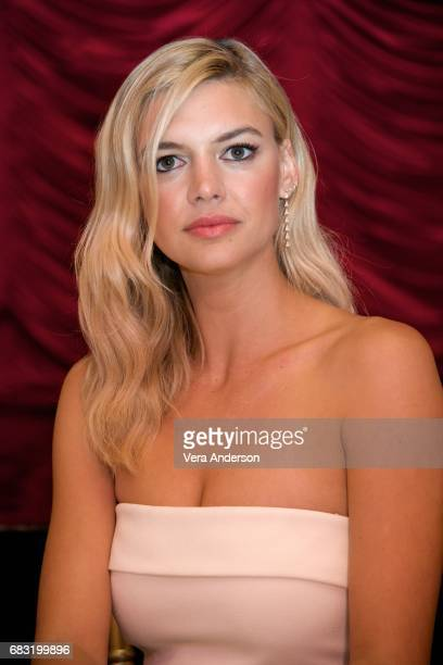 Kelly Rohrbach at the Baywatch Press Conference at the Faena Hotel on May 14 2017 in Miami Florida