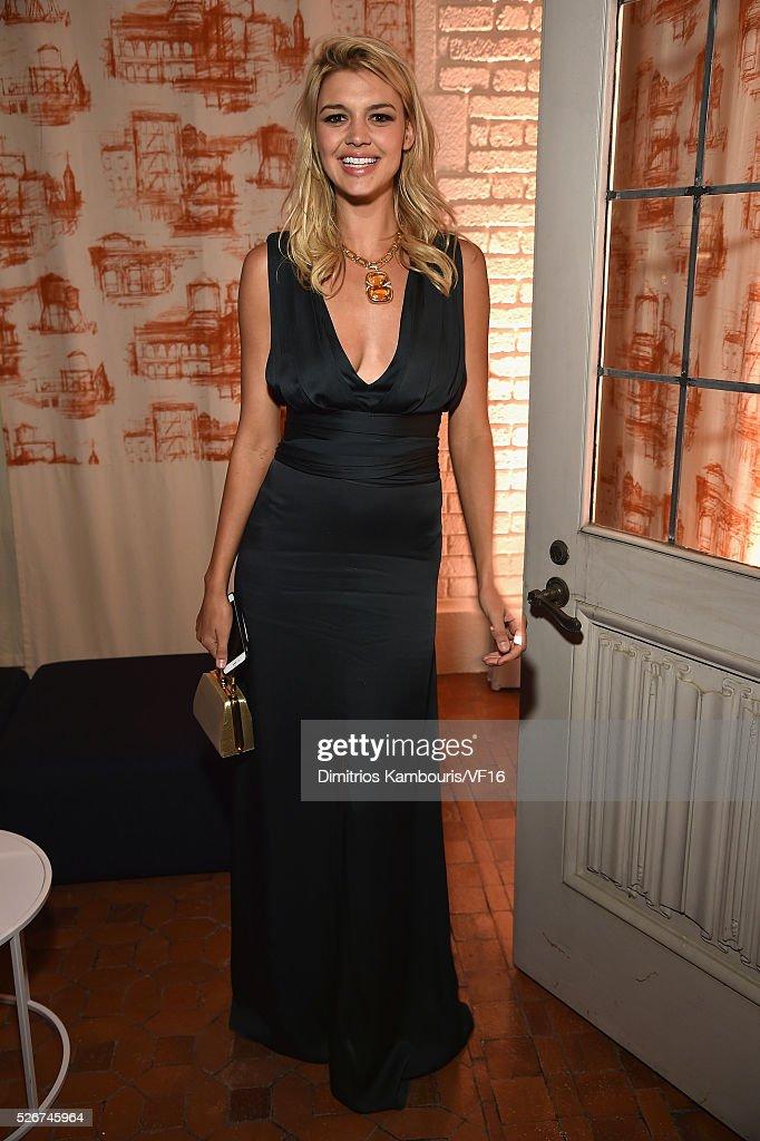 Bloomberg & Vanity Fair Cocktail Reception Following The 2016 WHCA Dinner