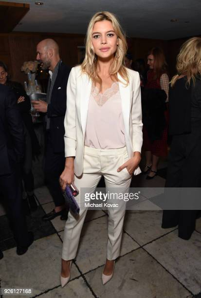 Kelly Rohrbach celebrates with Belvedere Vodka at Vanity Fair and Lancome Paris Toast Women in Hollywood hosted by Radhika Jones and Ava DuVernay on...