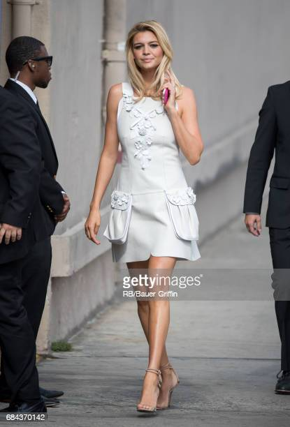 Kelly Rohrbach is seen at 'Jimmy Kimmel Live' on May 17 2017 in Los Angeles California