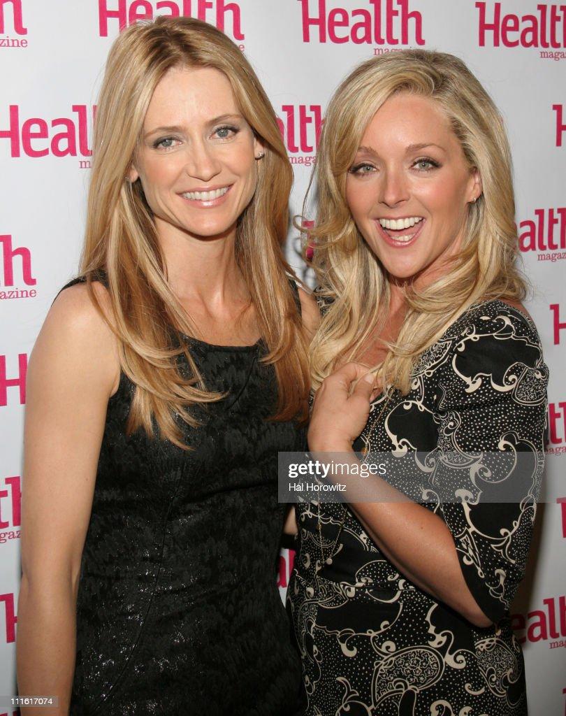 Jane Krakowski Co-Hosts and Performs at Health Magazine's Beauty Awards : News Photo