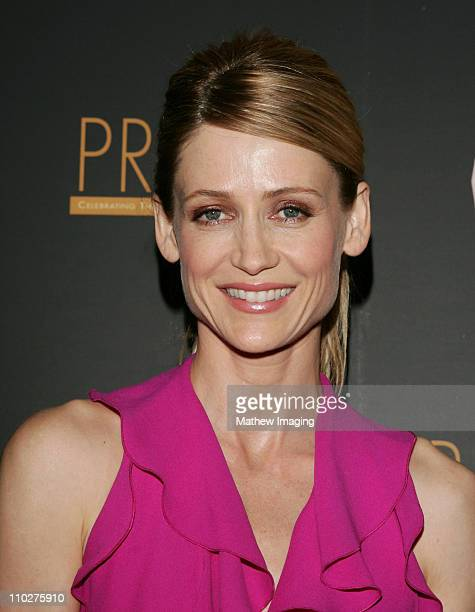 Kelly Rowan during 10th Annual Prism Awards Arrivals at The Beverly Hills Hotel in Beverly Hills California United States
