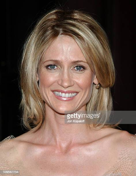 Kelly Rowan during 2004 Fox AllStar Party at 20th Century Fox Studios in Los Angeles California United States