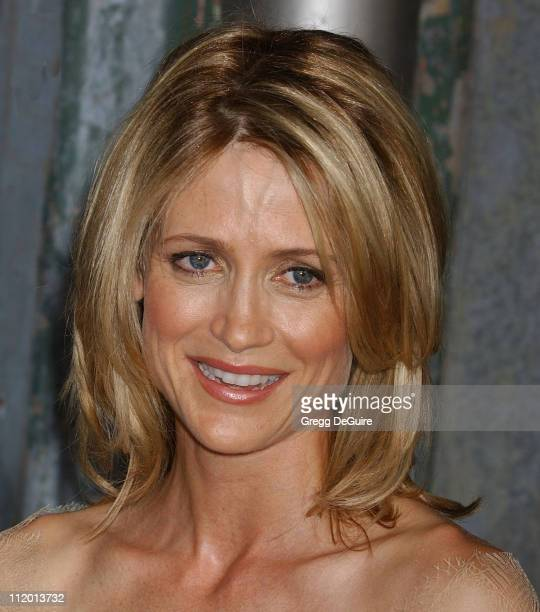 Kelly Rowan during 2004 Fox All-Star Party at 20th Century Fox Studios in Los Angeles, California, United States.