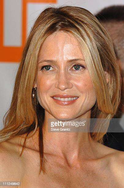 Kelly Rowan during 2005 Women In Film Crystal Lucy Awards Arrivals in Beverly Hills California United States