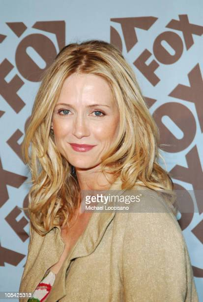 Kelly Rowan during 2005/2006 FOX Prime Time UpFront Arrivals in New York City New York United States