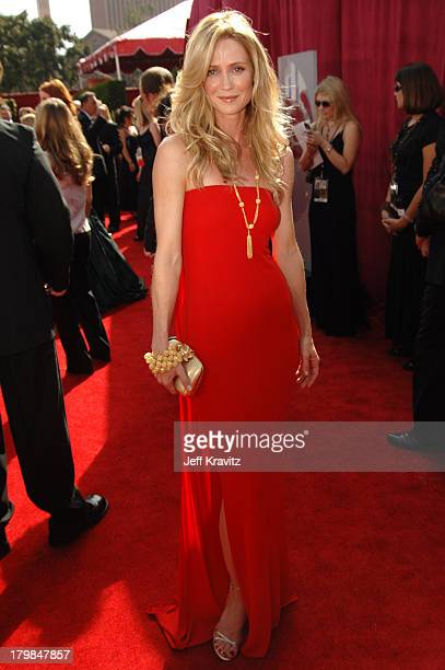 Kelly Rowan during 57th Annual Primetime Emmy Awards - Red Carpet at The Shrine in Los Angeles, California, United States.