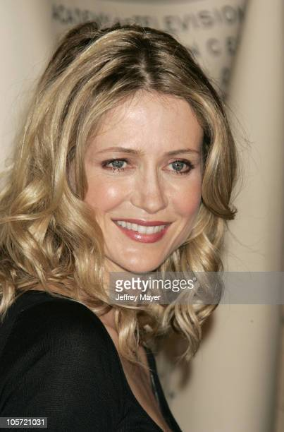Kelly Rowan during Academy of Television Arts Sciences Presents The OC Revealed at Steven Ross Theatre/Warner Bros Studios in Burbank California...