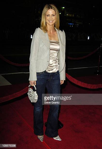 Kelly Rowan during Alexander Los Angeles Premiere Arrivals at Grauman's Chinese Theatre in Hollywood California United States